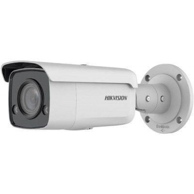 DS-2CD2T87G2-L(4mm) - 8MPix IP Bullet ColorVu AcuSense kamera, IR 60m, WDR 130dB