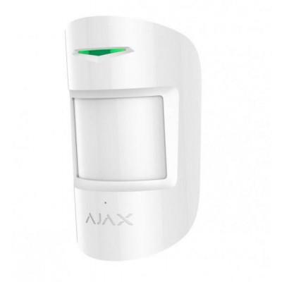 AJAX CombiProtect - Kombinovaný detektor pohybu a rozbití skla