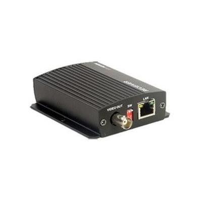 DS-1H05-R - zánovní - AKTIVNÍ 1 kanálový přijímač IP VIDEA z koax. kabelu