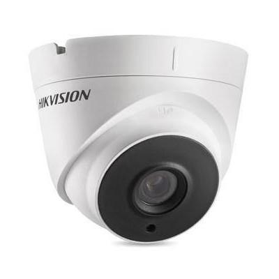 DS-2CC52D9T-IT3E(2.8mm) - 2MPix HDTVI Dome kamera, IR 40m, IP67, Alarm, PoC