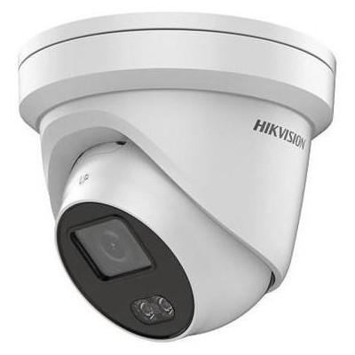 DS-2CD2327G1-L(4mm) - 2MPix IP Dome ColorVu kamera, LED 30m