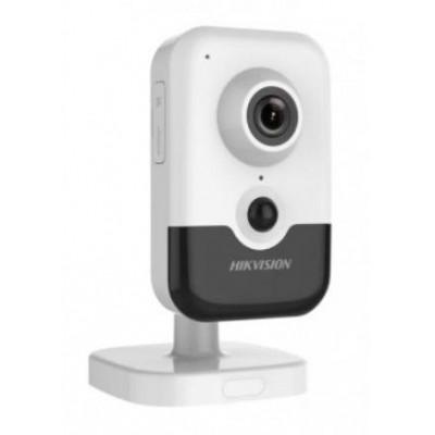 DS-2CD2463G0-I(2.8mm) - 6MPix IP Cube kamera, IR 10m, PIR, mikrofon + reproduktor