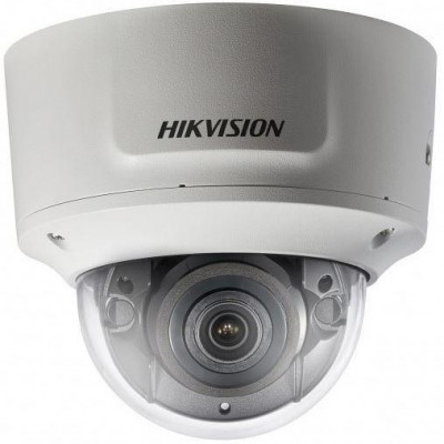 DS-2CD2745FWD-IZS(2.8-12mm)(B) - 4MPix IP Dome kamera, IR 30m, Audio, Alarm, IP67, IK10