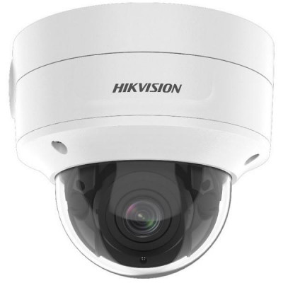 DS-2CD2786G2-IZS(2.8-12mm) - 8MPix IP Dome AcuSense kamera, IR 30m, Audio, Alarm, IK10