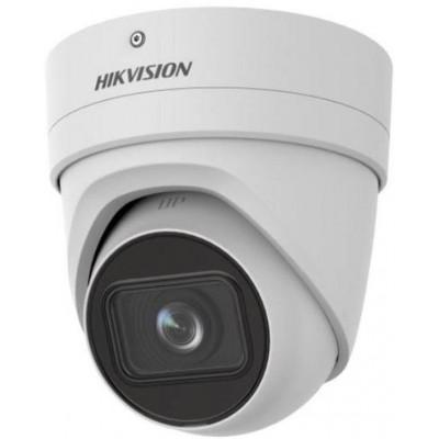 DS-2CD2H46G2-IZS(2.8-12mm) - 4MPix IP Dome AcuSense kamera, IR 40m, Audio, Alarm, IK10