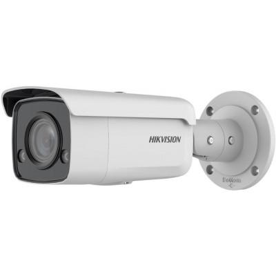 DS-2CD2T87G2-L(4mm) - 8MPix IP Bullet ColorVu AcuSense kamera, LED 60m, WDR 130dB