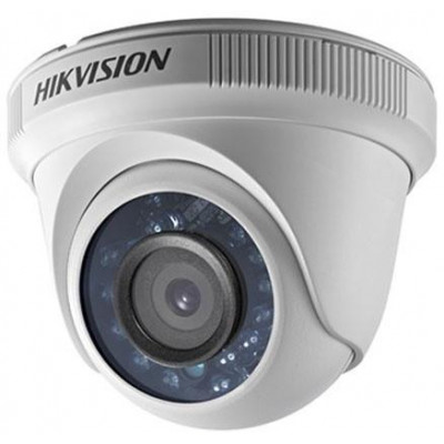 DS-2CE56D0T-IRF(3.6mm) - 2MPix HDTVI Dome kamera, IR 20m, 4v1,