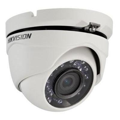 DS-2CE56D0T-IRMF(2.8mm)(C) - 2MPix HDTVI Dome kamera, IR 25m, 4v1, IP67