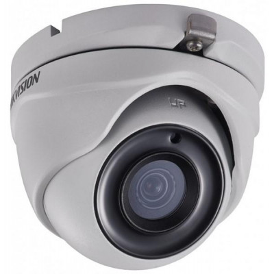 DS-2CE56H0T-ITMF(3.6mm) - 5MPix HDTVI Dome kamera, IR 20m, 4v1, IP67,