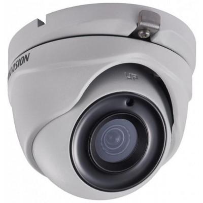 DS-2CE56H5T-ITM/36 - 5MPix HDTVI Dome Ultra Low-light kamera, IR 20m, 4v1, IP67