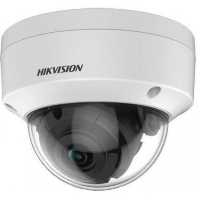 DS-2CE57H0T-VPITF(3.6mm)(C) - 5MPix HDTVI Dome kamera, IR 20m, 4v1, IP67, IK10