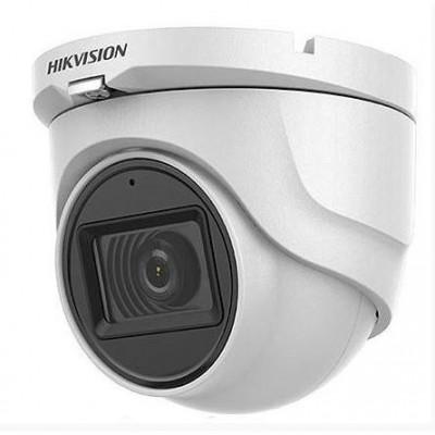 DS-2CE76D0T-ITMF(2.8mm)(C) - 2MPix HDTVI Dome kamera, IR 30m, 4v1, IP67