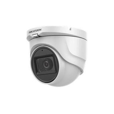 DS-2CE76H0T-ITMFS(3.6mm) - 5MPix HDTVI Dome kamera, IR 30m, 4v1, IP67, mikrofon
