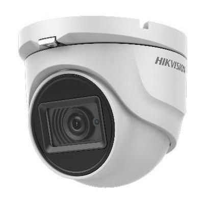 DS-2CE76U1T-ITMF(3.6mm) - 8MPix HDTVI Dome kamera, IR 30m, 4v1, IP67