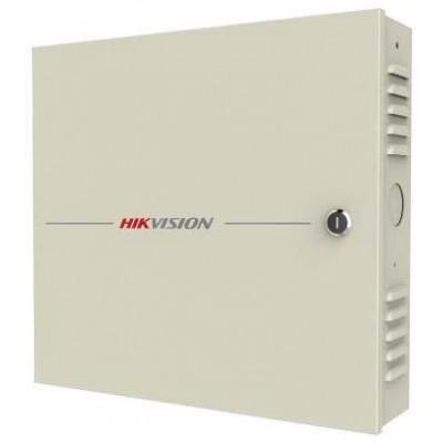 DS-K2602T - Řídící jednotka pro 2 dveře, RS-485 a Wiegand komunikace