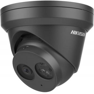 DS-2CD2343G0-I(BLACK)(2.8mm) - 4MPix IP Turret kamera, IR 30m, IP67, černá