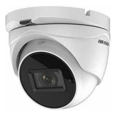 DS-2CE56H0T-IT3ZF(2.7-13.5mm) - 5MPix HDTVI Turret kamera, IR 40m, 4v1, IP67,